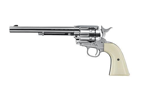 Colt SAA nickel 7,5'' Co2 - Diabolo