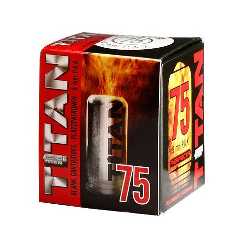 Titan 9mm P.A.K. 75 Schuss