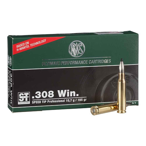 RWS .308 Win. Speed Tip Pro 10,7 gr.