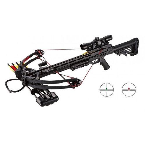 Compound Armbrust Stalker black 185 lbs
