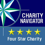 Charity Navigator 4Star Square 125X125 C