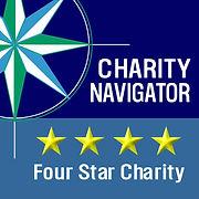 Charity Navigator 4Star Square 125X125 C