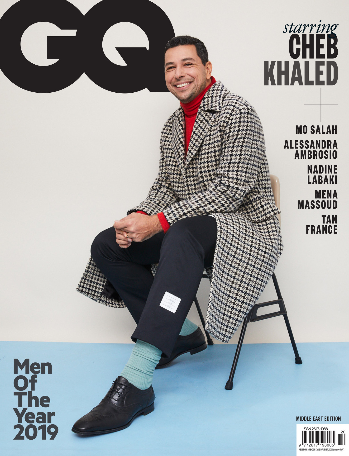 GQ MIDDLE EAST - AYMAN MOHYELDIN