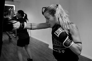 Boxen Fitnessboxen Wettkampfboxen