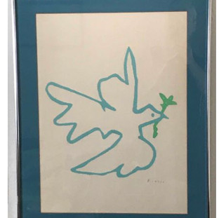 The Dove by Picasso (from Mickey)