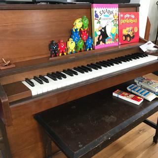 Piano from Mickey