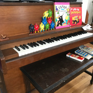 Piano from Mickey
