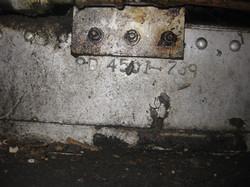 Air beam interior serial number