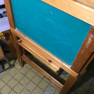 Chalk easel
