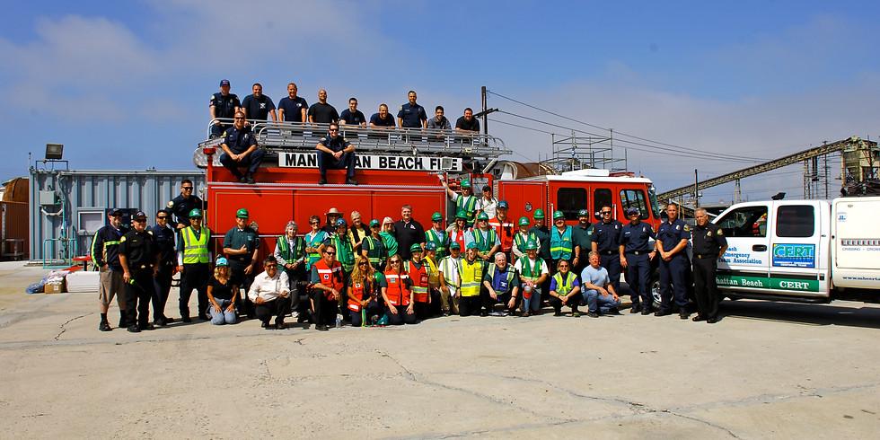 MBCERT's May 2020 Emergency Preparedness Training Class