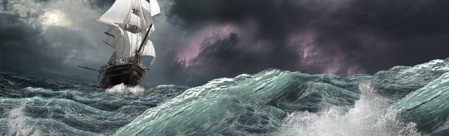 The forbidden ocean