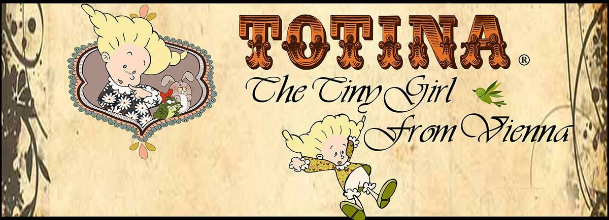 Fräulein Totina, The Tiny Girl from Vienna