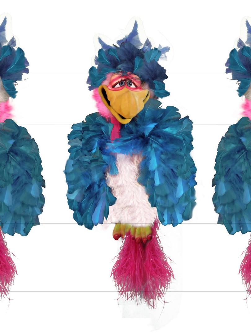 VERNA BIRD