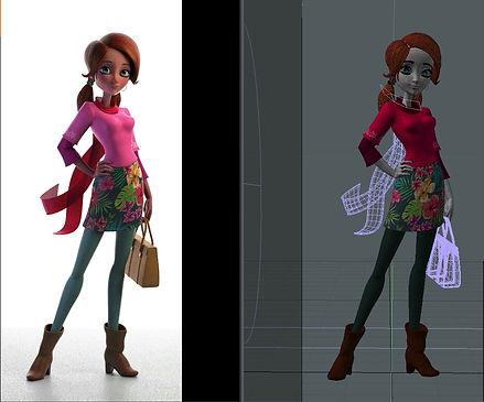 Modeling a character in Modo.jpg