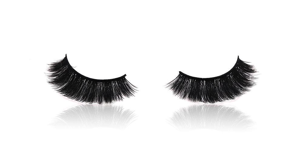 Nubian Beauty Eyelashes - Coco