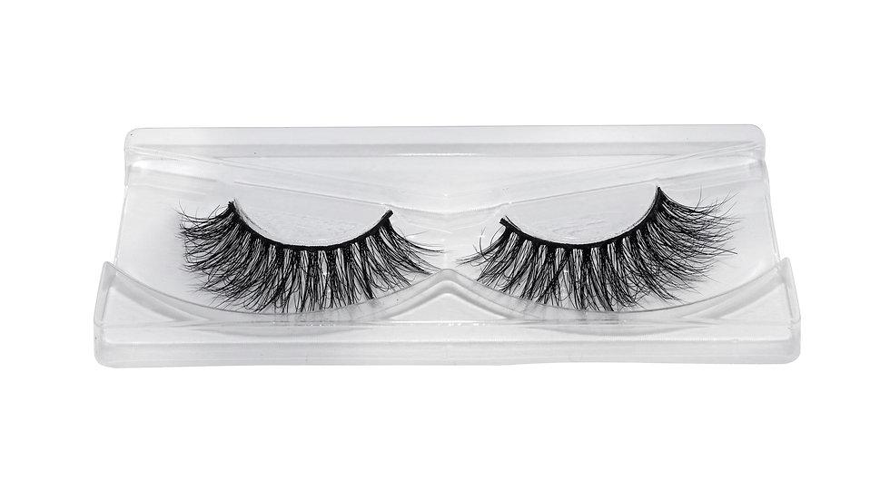 Nubian Beauty Eyelashes - Rhea