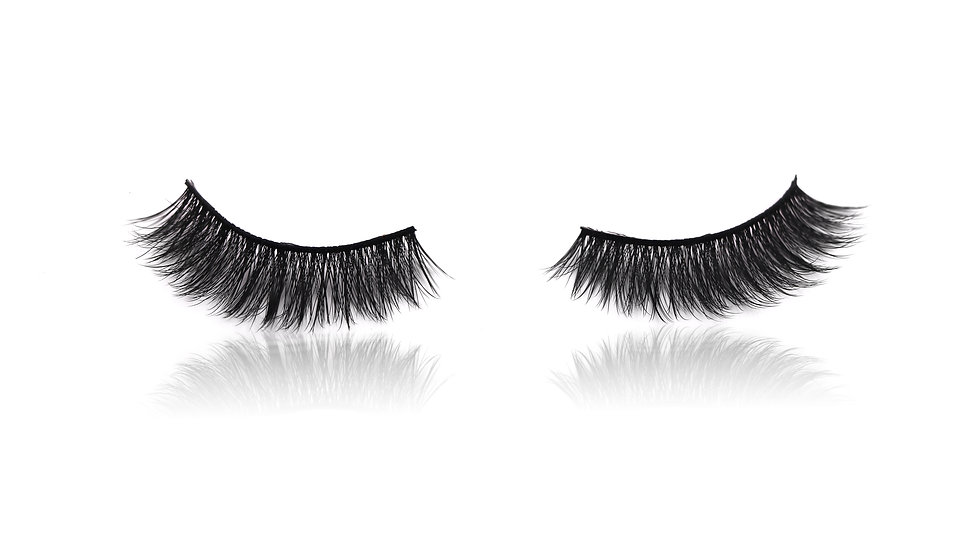 Nubian Beauty Eyelashes - Gesa