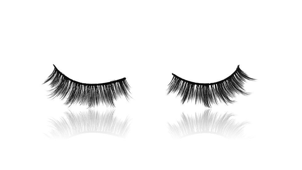 Nubian Beauty Eyelashes - Amelia
