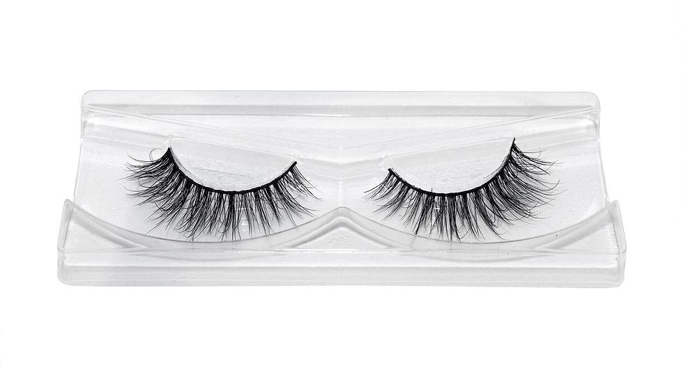 Nubian Beauty Eyelashes - Carla