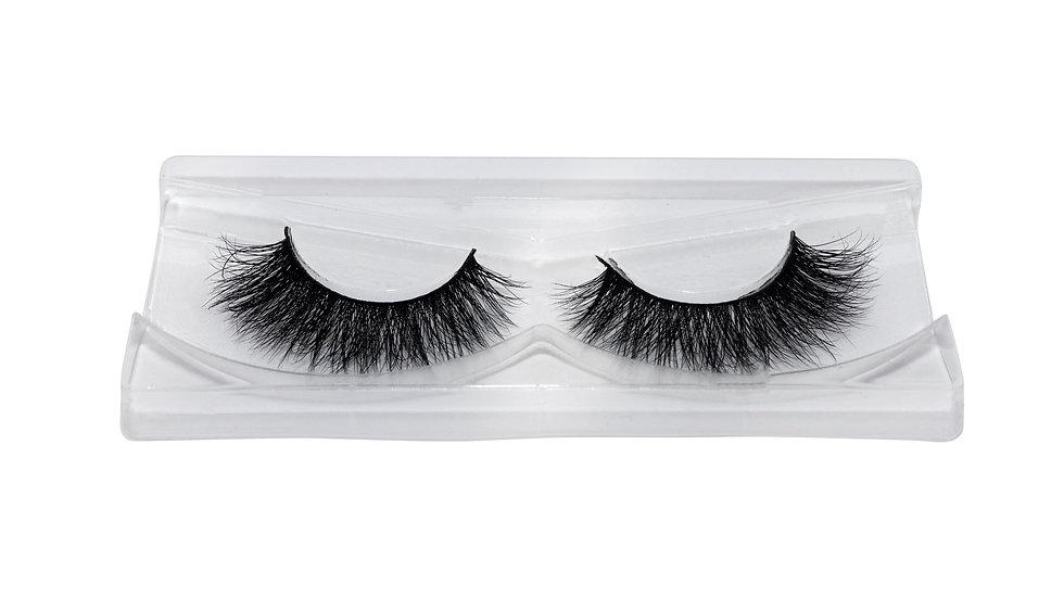 Nubian Beauty Eyelashes - Isa