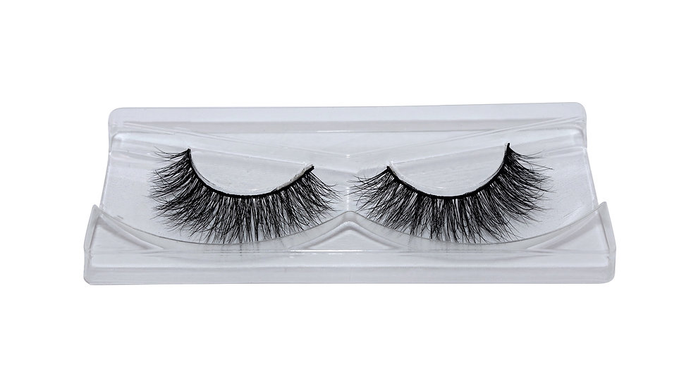 Nubian Beauty Eyelashes - Freya
