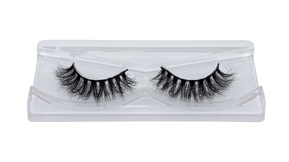 Nubian Beauty Eyelashes - Mildred