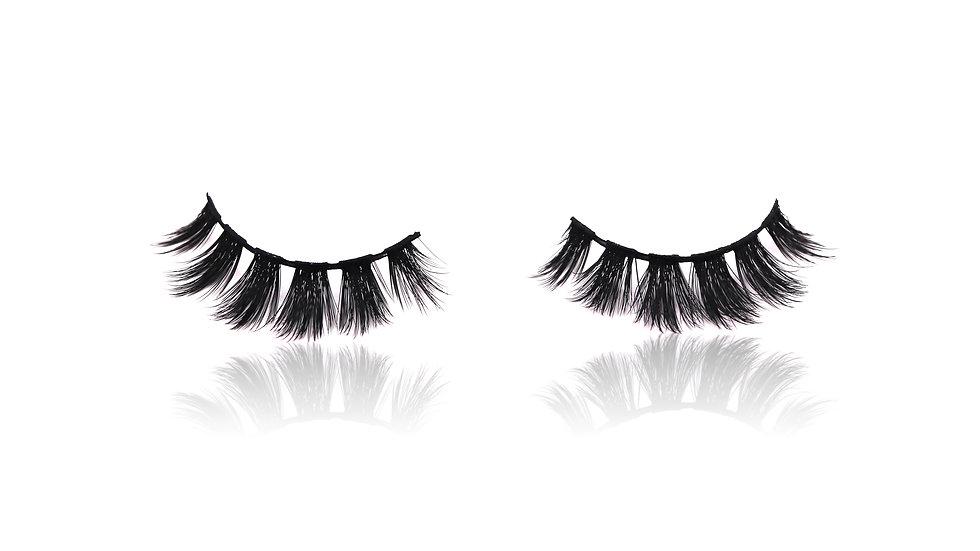 Nubian Beauty Eyelashes - Mae