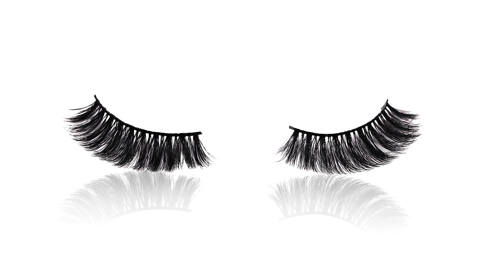 Nubian Beauty Eyelashes - Nyx