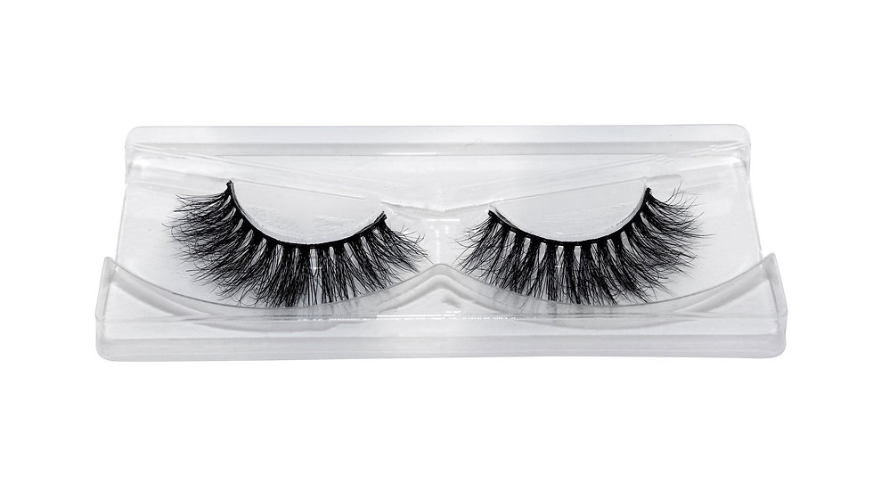 Nubian Beauty Eyelashes - Vesta