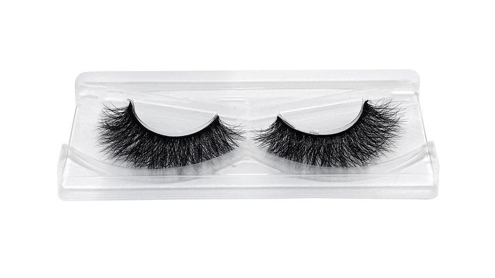 Nubian Beauty Eyelashes - Frigg