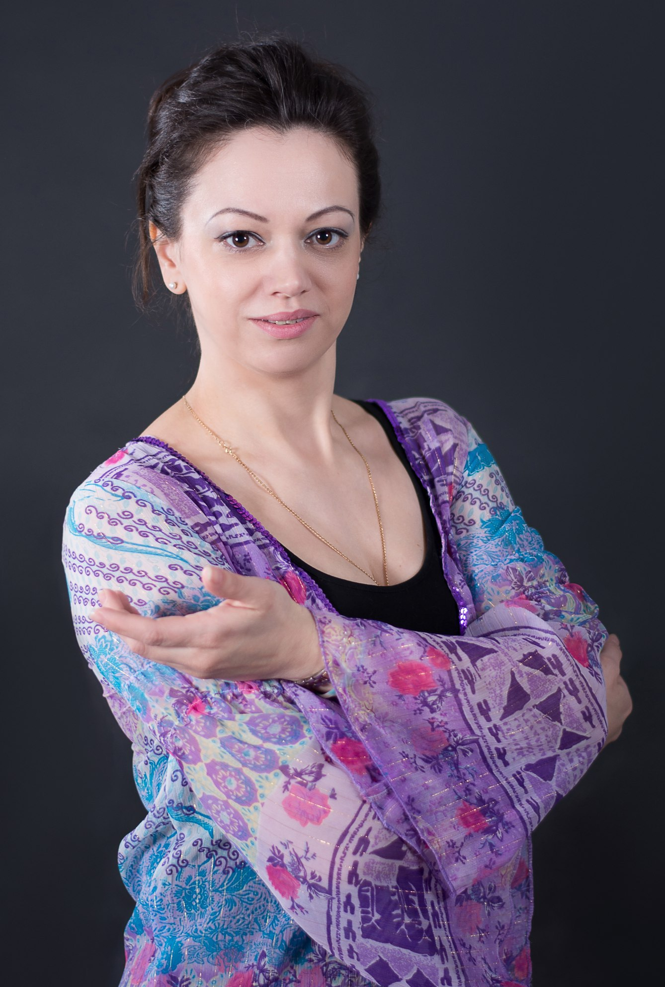Преподаватель по йоге Ирина Тезина