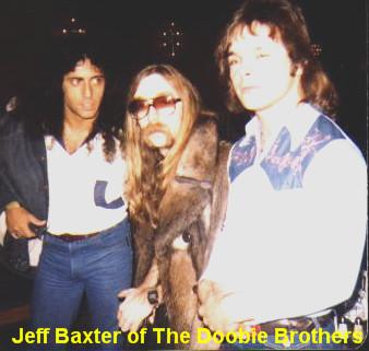Jeff Baxter