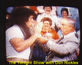 Don Rickles on The Tonight Show