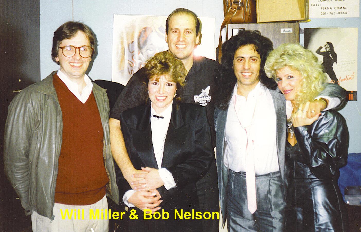 Dr. Will Miller & Bob Nelson