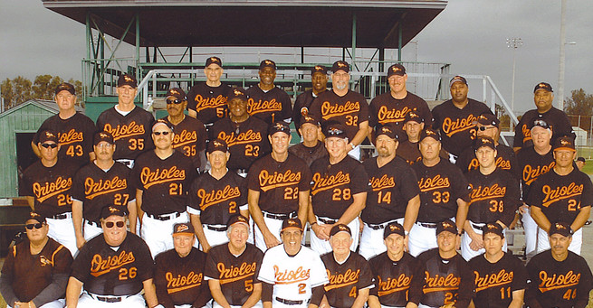 Baltimore Orioles Hall of Famers & Past Players