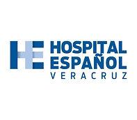 logo Hospital Español Veracruz