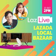 Lazada Host, LazLive, Livestream Host, E