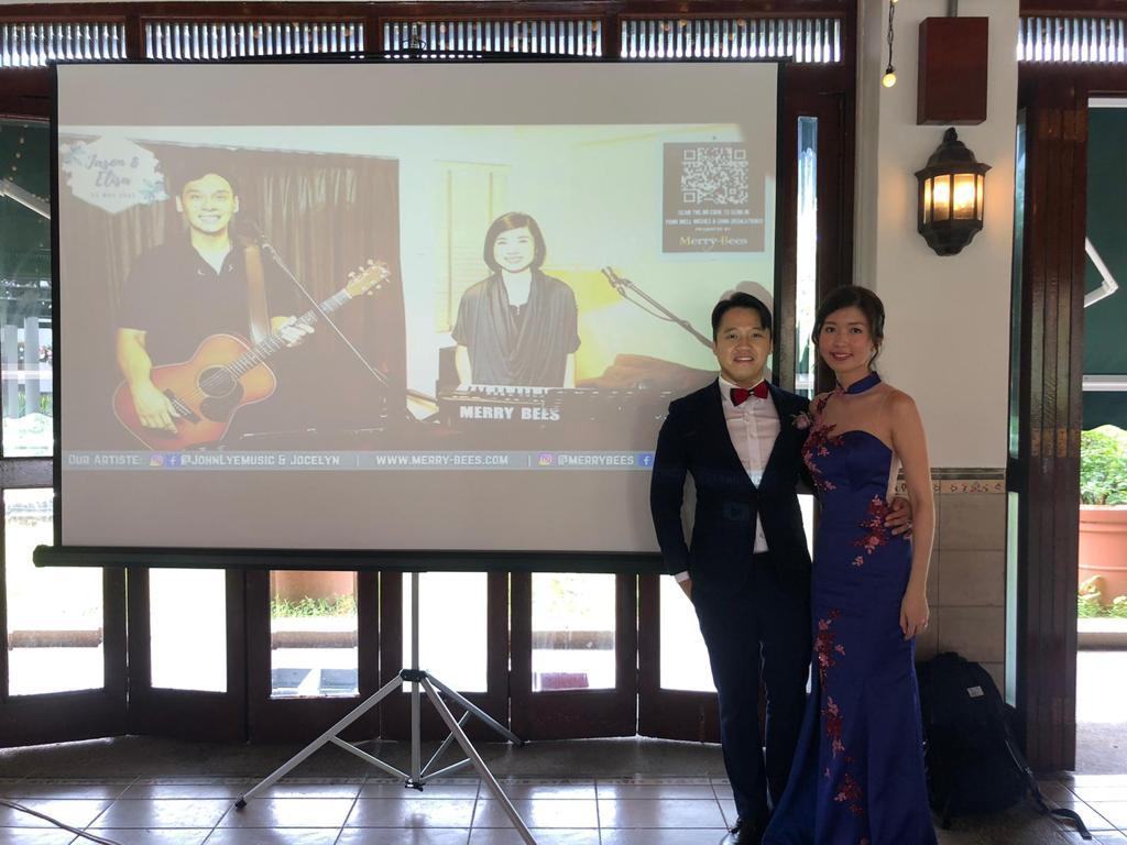 Jason & Elisa @ Hotel Jen