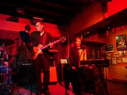 John Lye Trio (with Aynsley) at JJs Bar