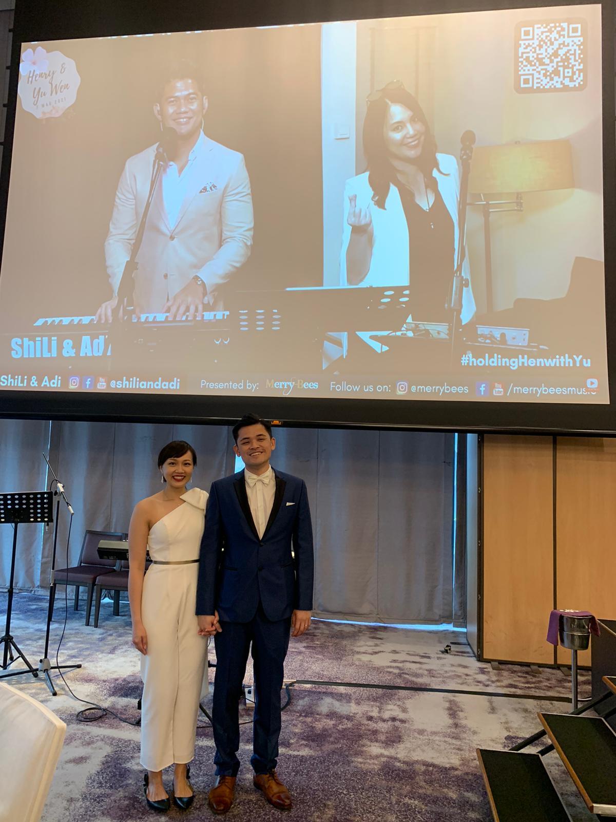Henry & Yuwen @ Andaz