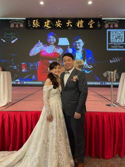 Xuan You & Carol @ Chui Huay Lim