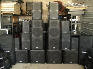 Do you need sound system to support the live band?
