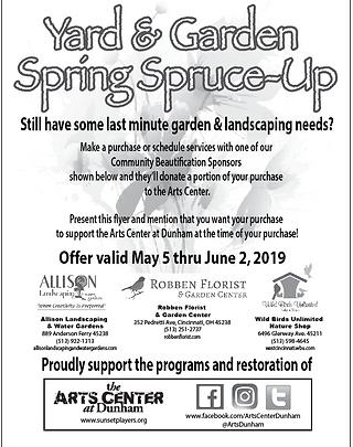ACAD Garden-Yard Spring Spruce Up 2019.p