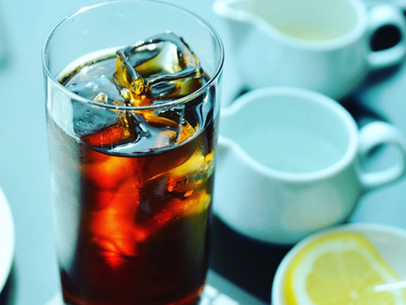 How to make Chaga iced tea?