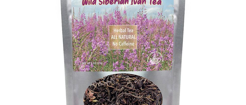 Siberian Fermented Wild Ivan Chai Loose Herbal Tea