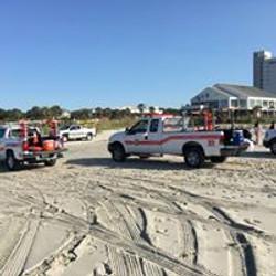 truck beach
