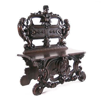 Italian Renaissance style Bench