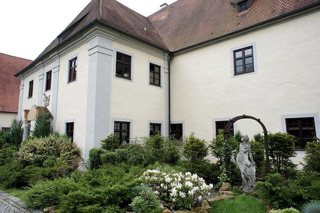 Castle in Oberndorf am Lech