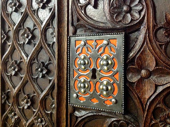 Gothic style Cabinets