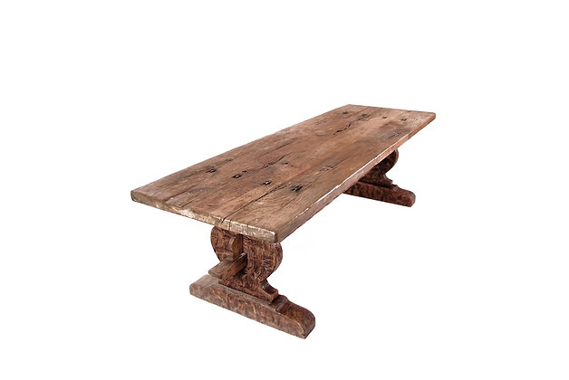 Medieval style Refectory Table